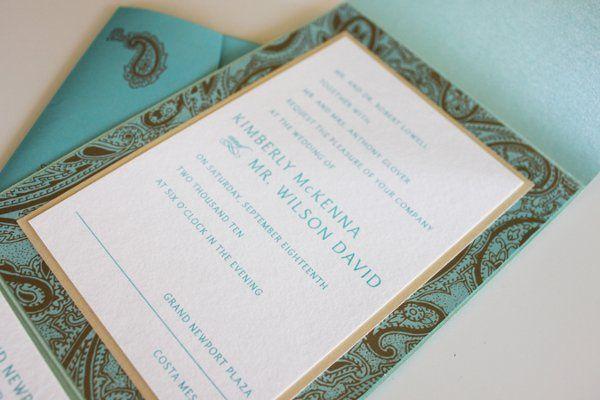 Tmx 1300300427654 IMG1790 White Pigeon wedding invitation