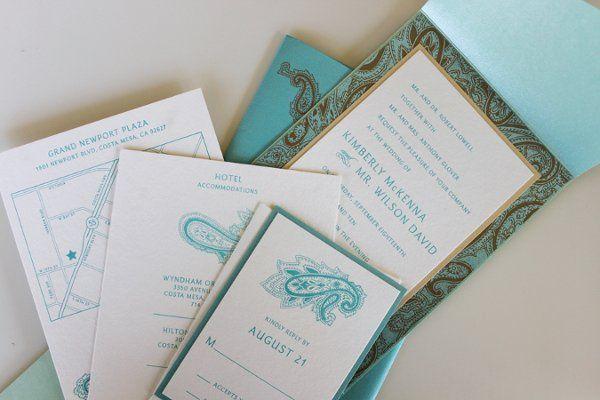 Tmx 1300300445638 IMG1792 White Pigeon wedding invitation