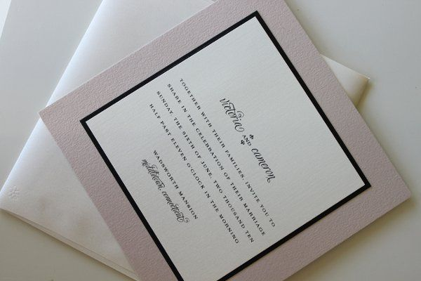 Tmx 1300301572076 IMG1667 White Pigeon wedding invitation
