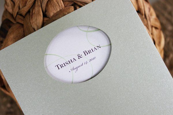 Tmx 1300301619591 IMG0918 White Pigeon wedding invitation