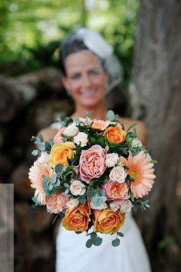 Wedding boouquet