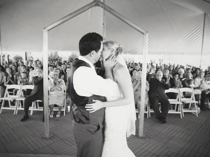 Tmx 1473256408976 Tent Kiss Lees Summit wedding venue
