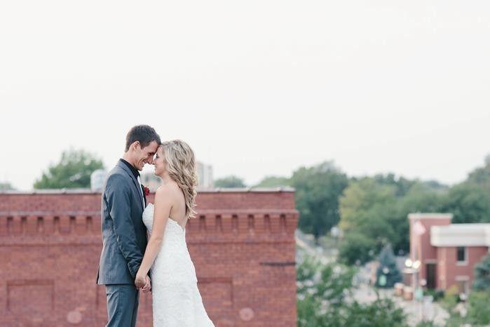 Tmx 1473290253057 Ellen Nick Rooftop Lees Summit wedding venue