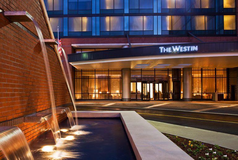 The Westin Birmingham exterior
