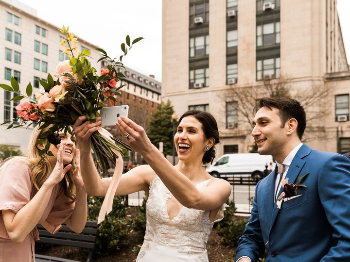 Tmx Caroline Microwedding 51 1972081 159598385380366 Washington, DC wedding florist