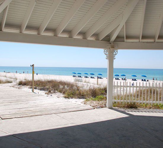 Florida Beach House Weddings: The Boardwalk Beach Resort