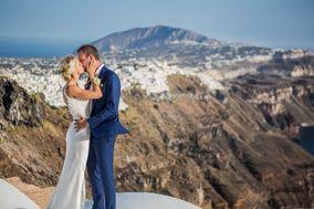 Santorini Wedding Wonderland