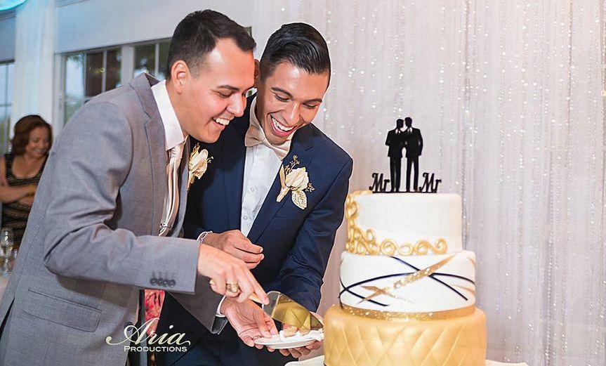 Fun Cake Cutting!