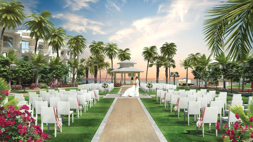 Playa largo resort spa venue key largo fl weddingwire for 305 salon tavernier