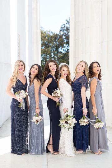 gianniotiswedding bridalparty 40