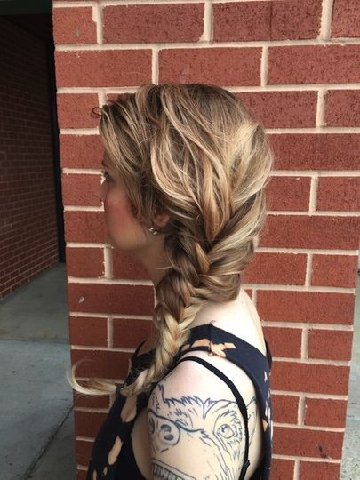 Soft and Romantic Braid