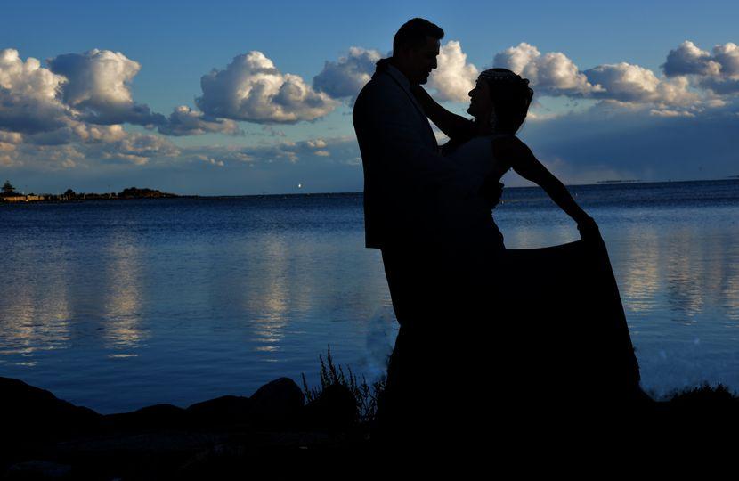 Wedding in the Ocean