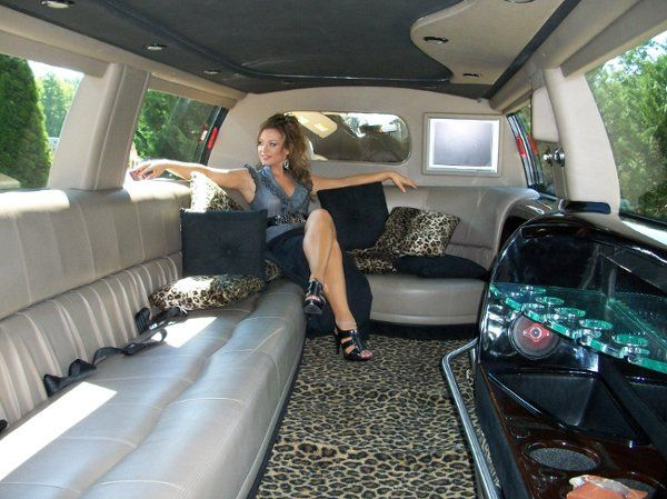 Limousine Photo shots for Bride with appointment (am hours only) call office for details