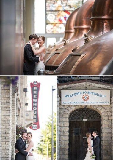 a5b8f3d8af862581437d549df3815182 brewery wedding