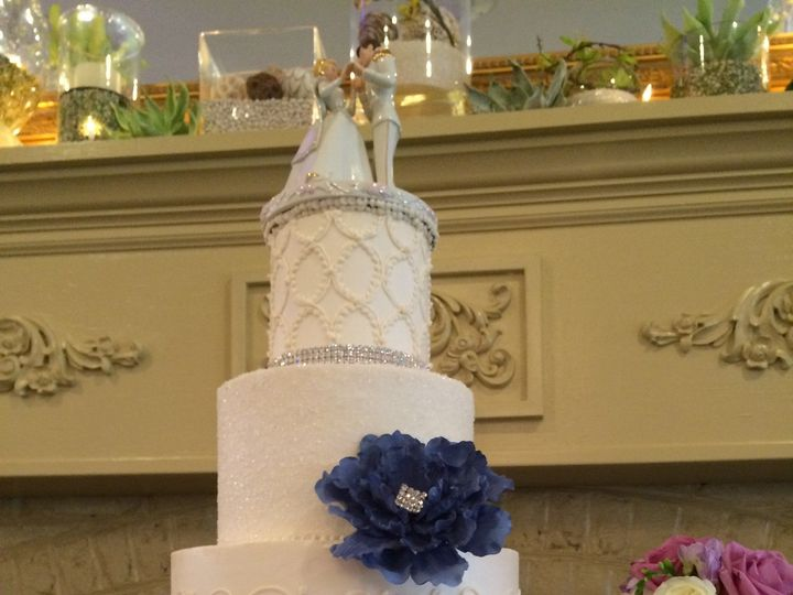 Tmx 1417522475652 332 Millersville, Pennsylvania wedding cake