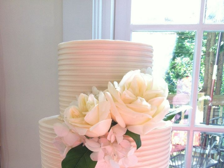 Tmx 1417522593572 Two Tier Millersville, Pennsylvania wedding cake