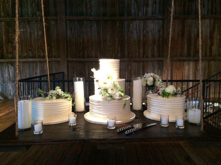 Tmx 1417522776821 Img0807.jpg 3 Millersville, Pennsylvania wedding cake