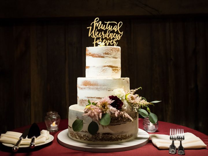 Tmx 1527559151 E1fc625a27b0fdbc 1527559150 Bd30a2849984d21f 1527559148495 4 2017.10.21 566  1  Millersville, Pennsylvania wedding cake