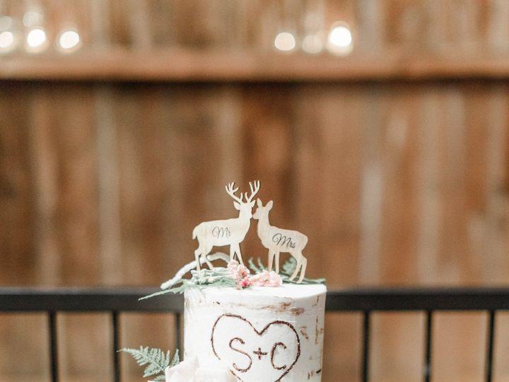 Tmx 1527559153 2f41afb8de5f1eed 1527559150 4c5e13a9bedb380b 1527559148504 6 Colton Savanna 9 R Millersville, Pennsylvania wedding cake
