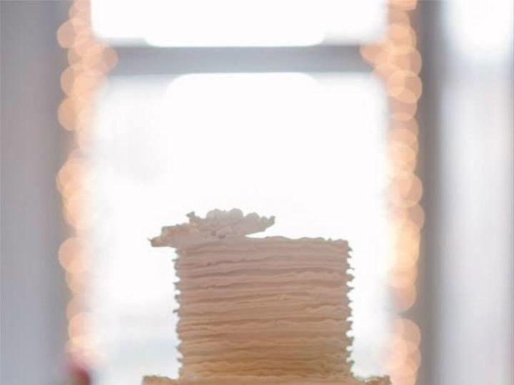 Tmx 1527559263 Cb4972f5eb76c3f7 1527559261 Cf449d6e985b1dcd 1527559263246 13 Ruffle Cake Millersville, Pennsylvania wedding cake
