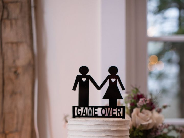 Tmx 1527559263 E50795d46c18331d 1527559261 94abe0a0d230eb02 1527559263241 11 Jenna And Justin  Millersville, Pennsylvania wedding cake