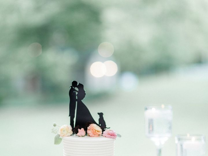 Tmx 1527560146 E0c7d7c4bea7d489 1527560144 E23819a09dd91f86 1527560148280 3 Matt Sarah 1 Carol Millersville, Pennsylvania wedding cake