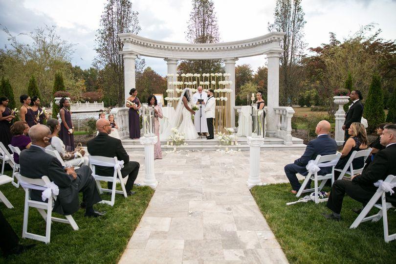 The Gardens Ceremony - Pravada