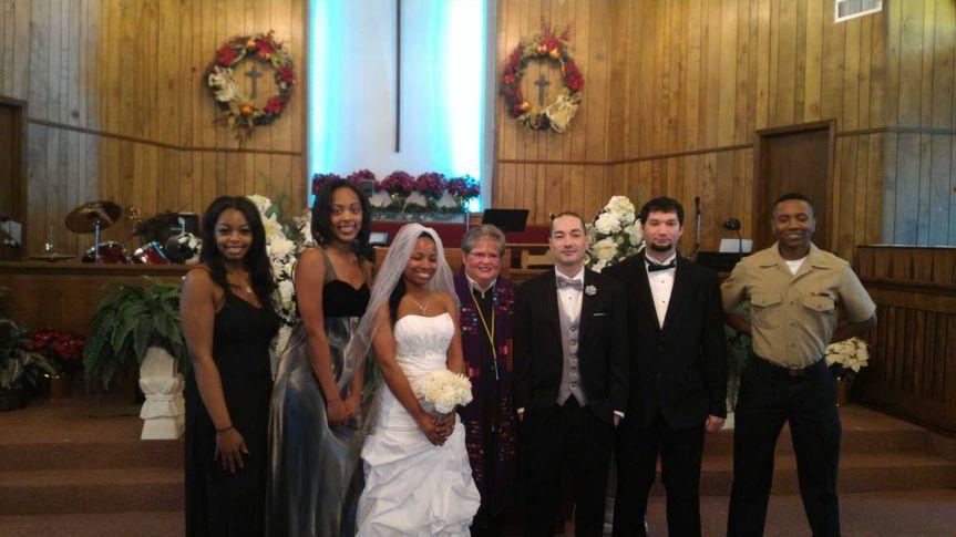 Dela Cuesta wedding