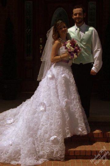Cody McClendon and Tessa Jackson