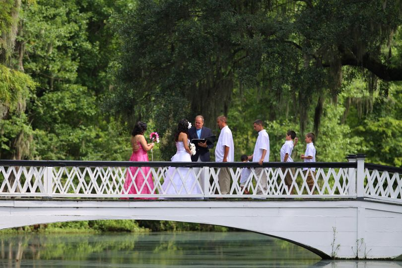 Lowcountry Wedding Minister - Dr. Clarke (Non-Denominational Minister)