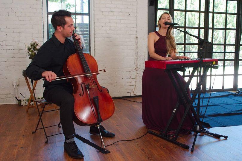 Duo w/ Cello