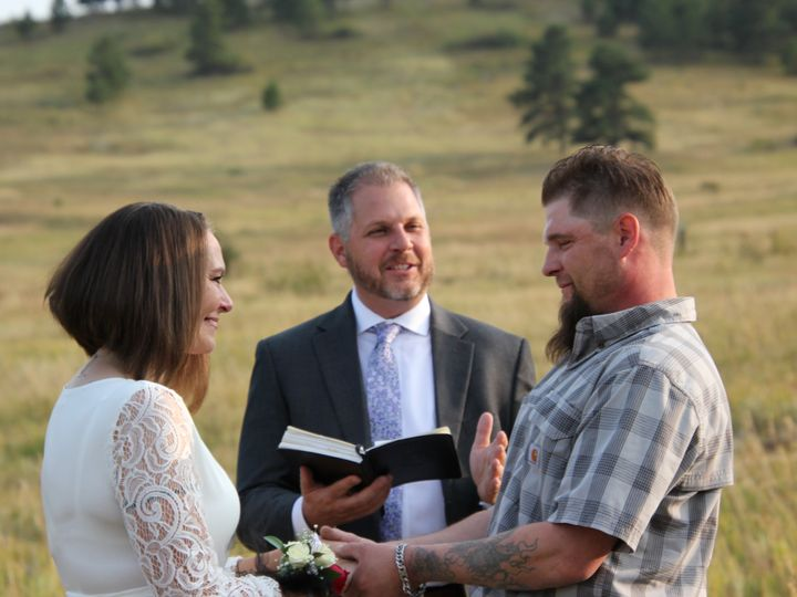 Tmx Genniene And Ty Chautaqua Park 51 1978081 160029502993884 Broomfield, CO wedding officiant