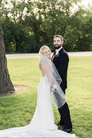 Classic Wedding Portraits