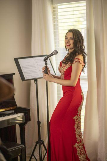 Classical wedding singer
