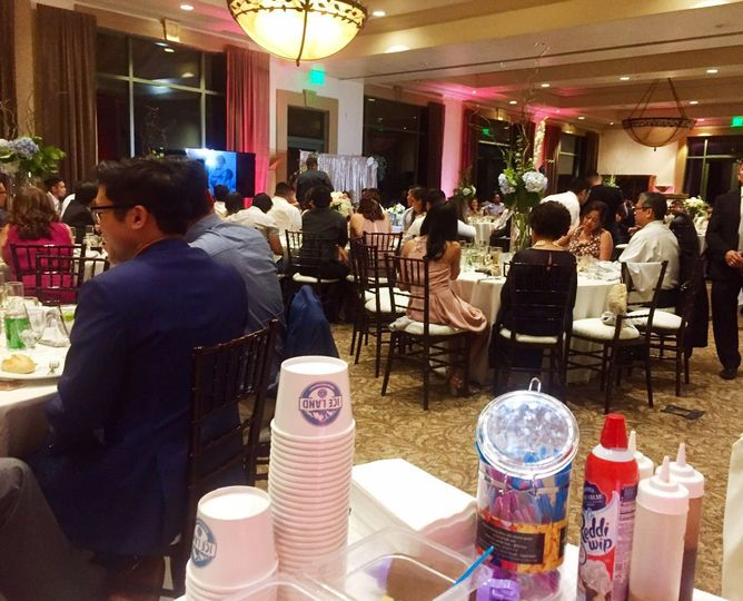 Wedding catering - 150 guests