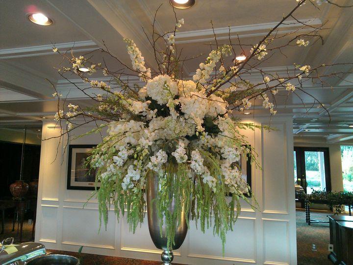 Tmx 1374621824079 White Wedding Ceremony Flowers Houston, TX wedding florist