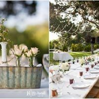 Outdoor organic reception