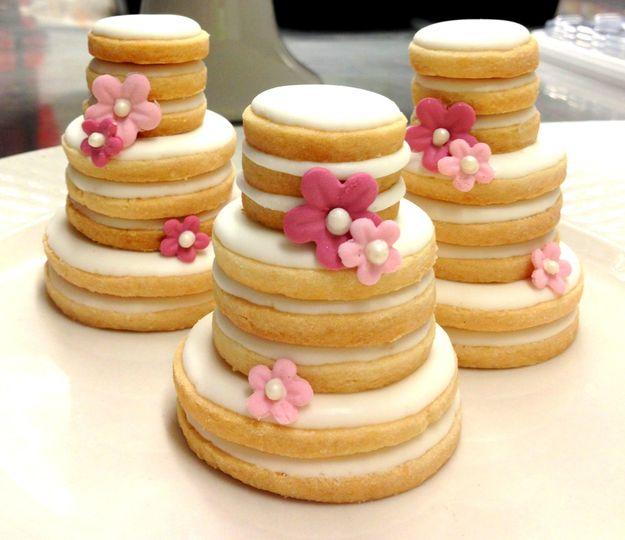 Wedding Cake Cookies Martha Stewart: Baby Bea's Bakeshop