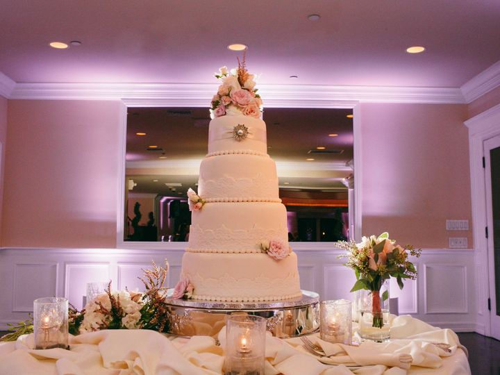 Tmx 1493594273105 Couasnonwedding 4067 Thousand Oaks, CA wedding cake