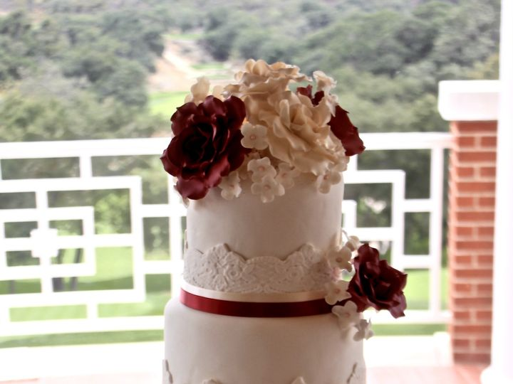 Tmx 1506459266072 Img9065 Thousand Oaks, CA wedding cake