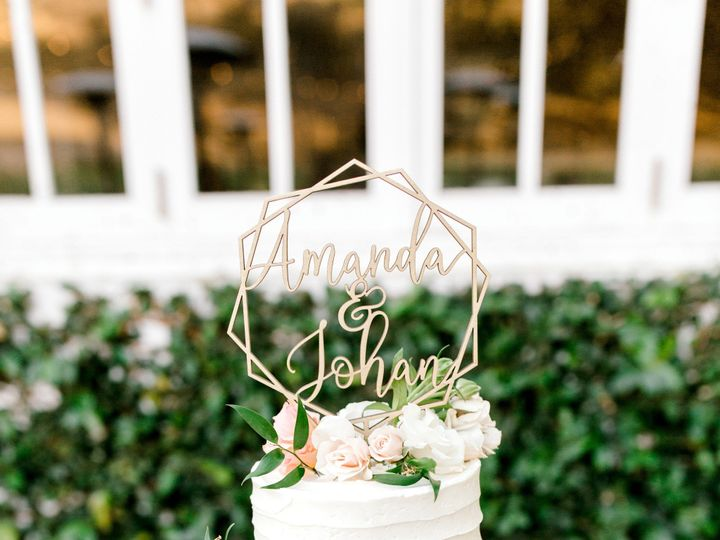 Tmx Brookeboroughphotography Amandaandjohan 1785 51 971181 157773964193489 Thousand Oaks, CA wedding cake