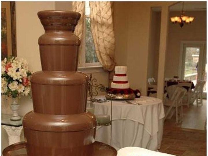 Tmx 1205264639339 ChocolateFountain Kennesaw, GA wedding venue