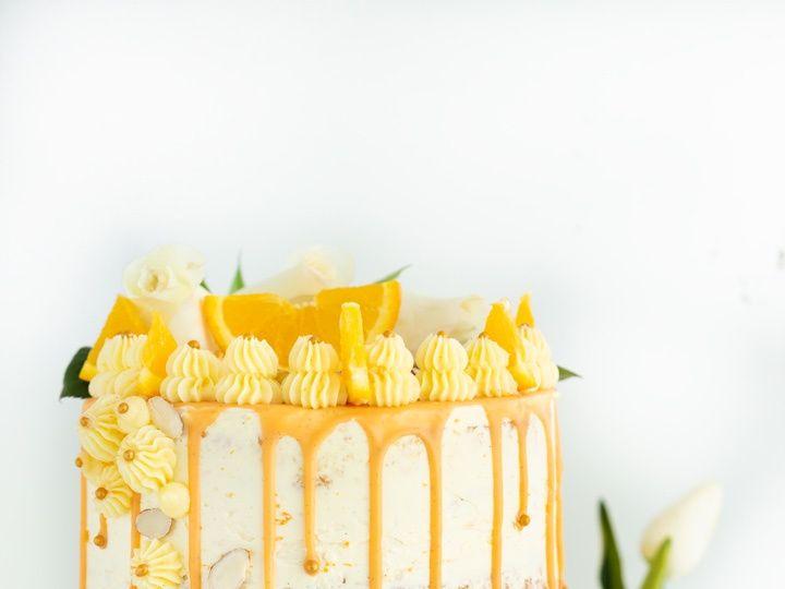 Tmx Vanilla Bean Orange Wedding Cake Theknot 51 1892181 157478146399430 Marine City, MI wedding cake