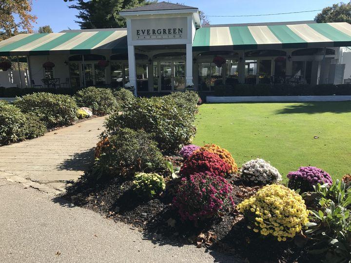 The Evergreen Pavilion