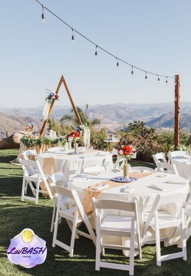 Reception- theme: romance