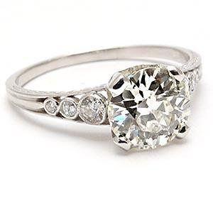 Tmx 1334783088981 Artdecoantiqueengagementringswm6998i Bellevue wedding jewelry