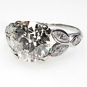 Tmx 1334783091927 Oldeuropeancutdiamondengagementringwm7151i Bellevue wedding jewelry