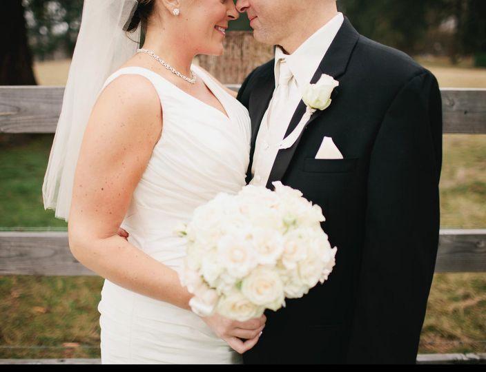 Holcomb bride wedding