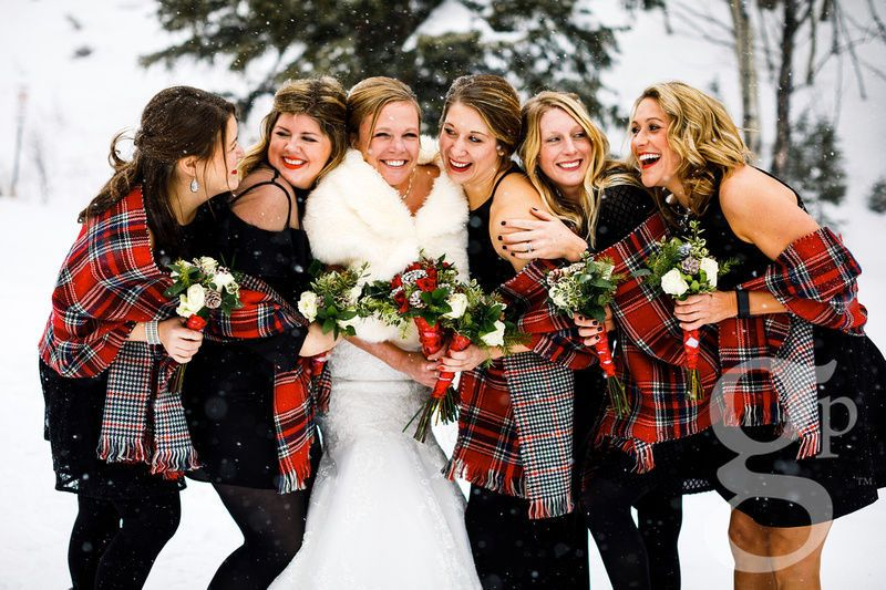 Enjoy a winter wedding in Breckenridge