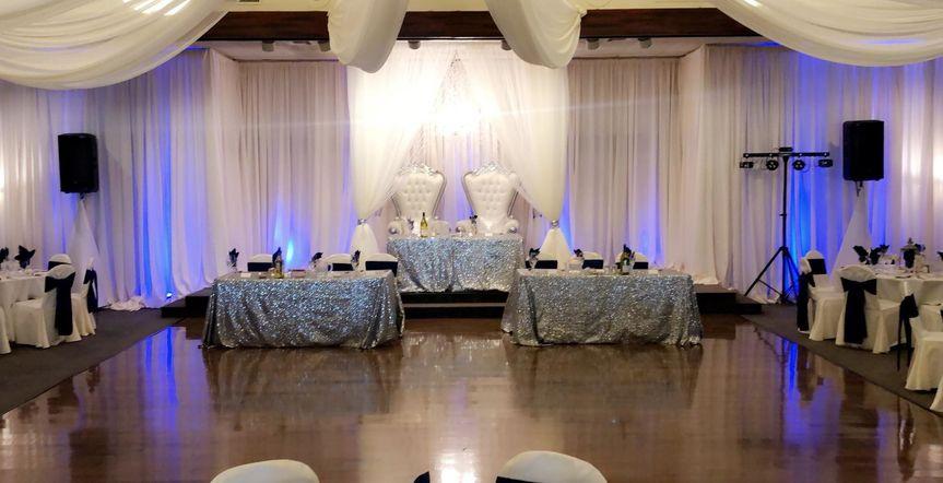 Wedding Reception @ Belmont Country Club